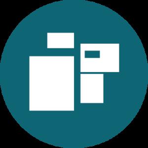 Huisstijl icon website